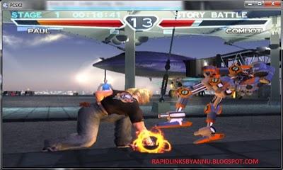 Tekken 4 for PC Mediafire Links 3