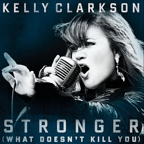 "Charts/Ventas >> ""What Doesn't Kill You (Stronger)"" [#1USA #1WW #1ESL #3CAN #3GRE #4NZE #4IRL #5EUR #6CHE #6AUT #8UK #8DIN #9ESP #10FIN #18AUS #18SUI] [II] Stronger%20cover"