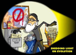 Evolution is a Lie - Intelligent Design is the Truth! BM-Shedding-Light-on-Evolution