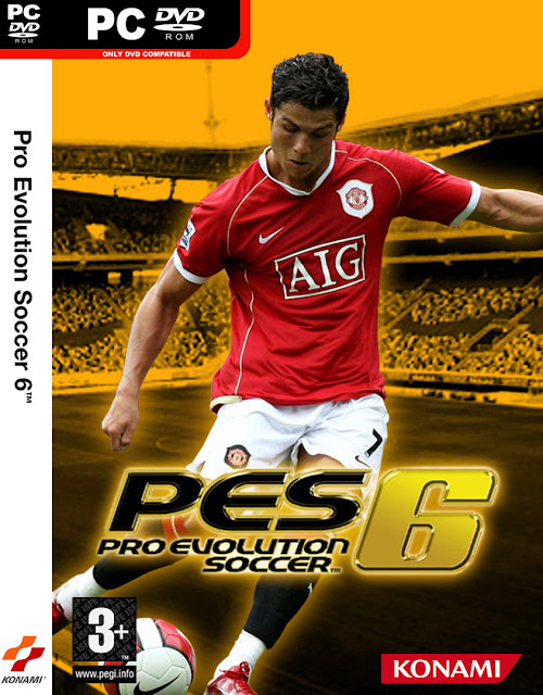 لعبة Pro evolution Soccer 2006 - PES 2006 5