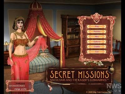 Misiones secretas Mata Hari y los submarinos del Kaiser - Guia del juego 1