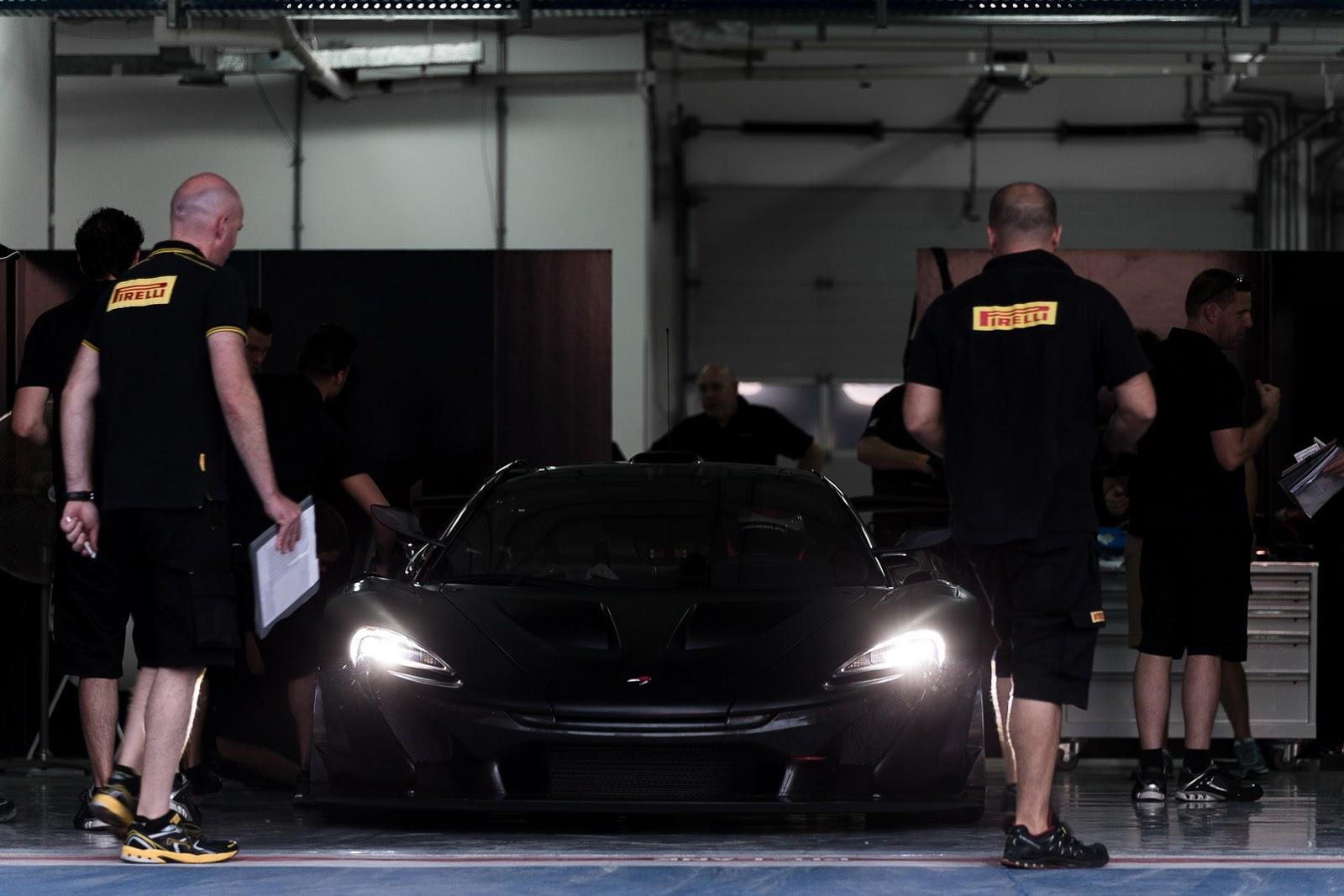2013 - [Mclaren] P1 [P12] - Page 10 McLaren-P1-GTR-5