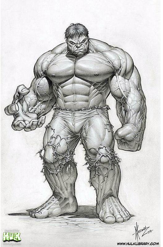 """[Custom da Semana] Hulk """"Dale Keown"""" 1/4 Scale Statue - Página 2 Hulk-by-dale-keown-l"""