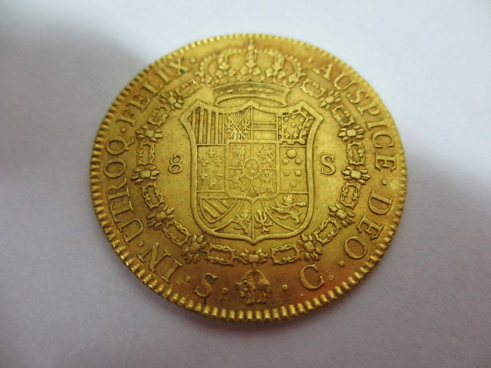 8 escudos 1788. Carlos III. Sevilla. IMG_1163