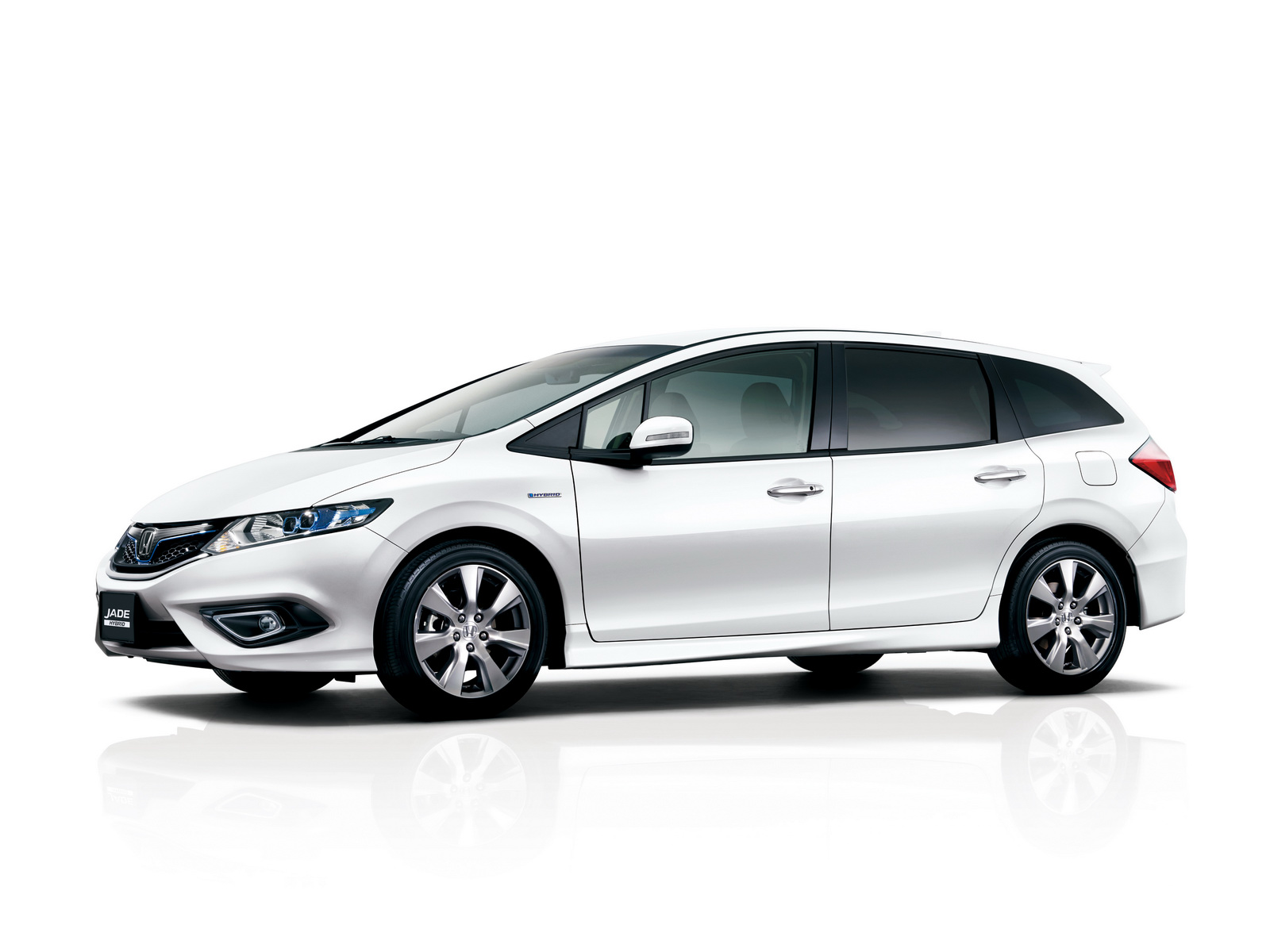 2013 - Honda Jade - Page 2