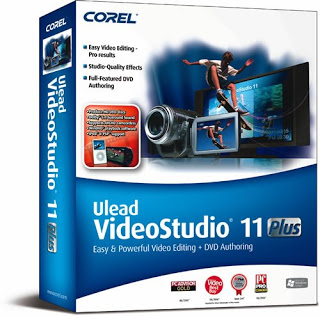 Ulead Video Studio 11+ (plus) Ulead