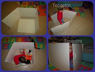 بعض الافكار البسيطة التى تساعد طفلك على الابداع والتعلم Casetta2