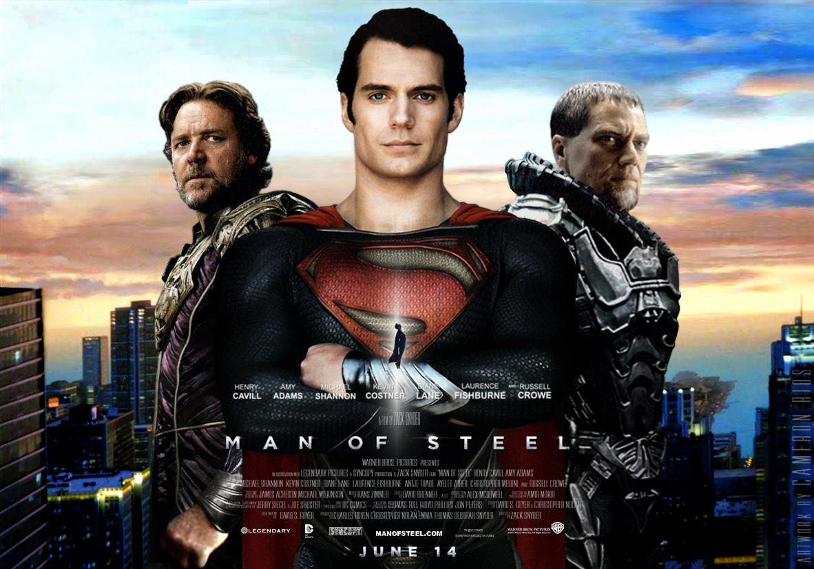 """FILM >> """"El Hombre de Acero (Man of Steel)"""" (Superman, 2013) - Página 2 14518"""