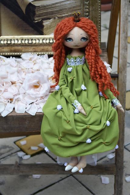 Куклы Наташи Дадыкиной. АртМания. Сборник. %25D1%25812