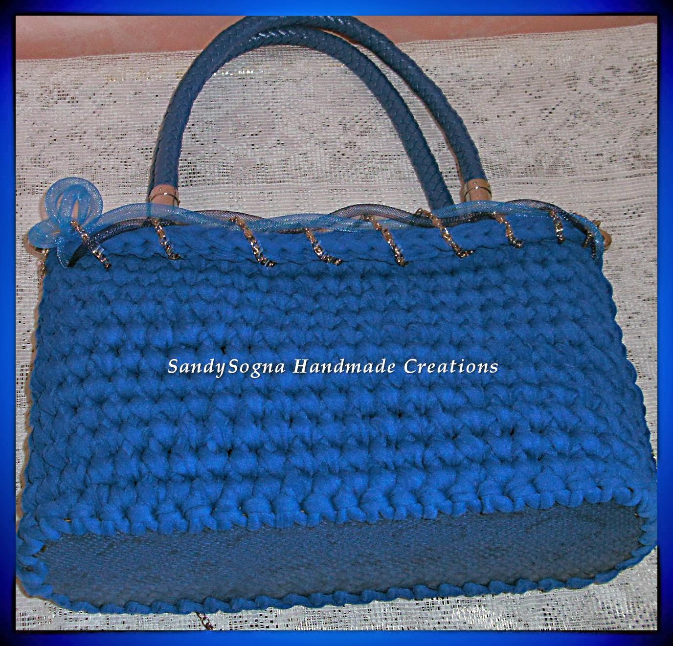 Cielo Blu.. borsa in fettuccia Borsablu2