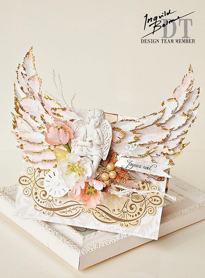 """27 november 2013 """"Card by Florence Texeira"""" Flo"""