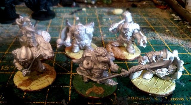 Ewal Dvergar (Chaos Dwarves) WIP DSC_0034