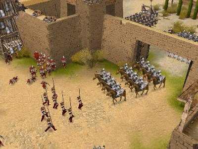 لعبة Praetorians مضغوطة بحجم 256 ميجا Praetorians%2Bgame%2Bscreenshot%2B1