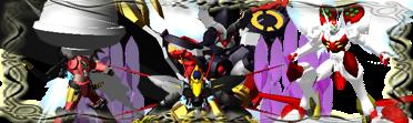 Super Robot War Series
