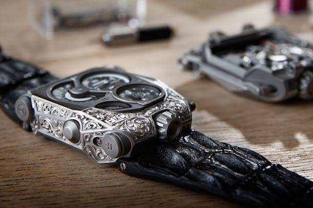 Urwerk's new EMC Pistol Urwerk%2BEMC%2BPistol%2B7