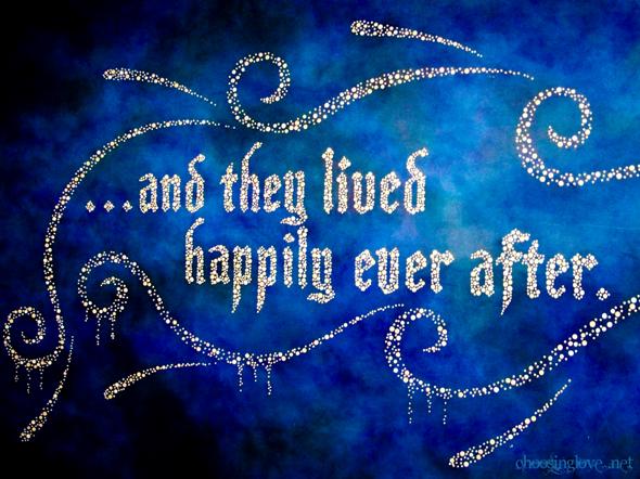 O fim de tudo And-they-lived-happily-ever-after