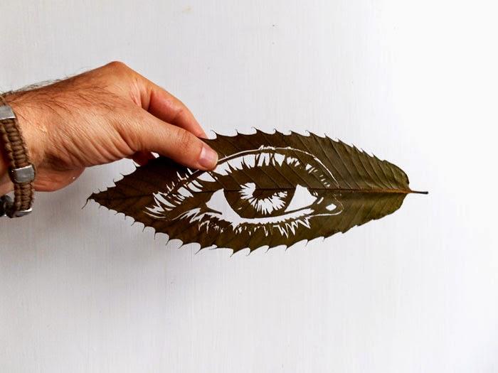 Культура и Искусство Omid-asadi-leaf-cutting-11