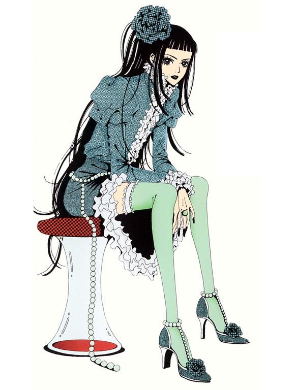 De chica normal a modelo profesional - Página 2 Paradise-kiss_yukari