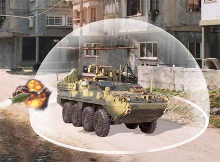 نظام AGTS يصقل قدرات الجيش المصري على دبابات أبرامز Tropy-Active-Protection-System