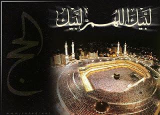 لقد اقترب الصعود الى عرفات كل عام وصن سيت بخير Alhaj