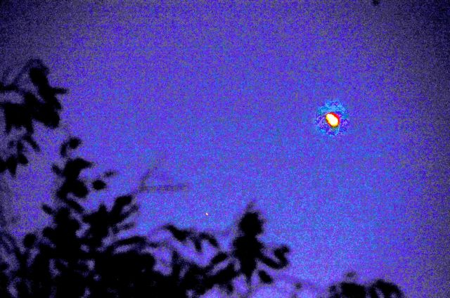Red-Orange Orb comes through spiral vortex in the sky above Sioux Falls, South Dakota Ufo%2Borb%2Bspiral%2Bvortex%2Bwormhole%2B%25282%2529