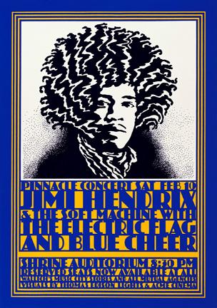 Los posters de los conciertos  Newjimi