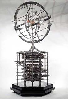 The Long Now Clock , el reloj de los 10.000 años OrreryFront01-290px