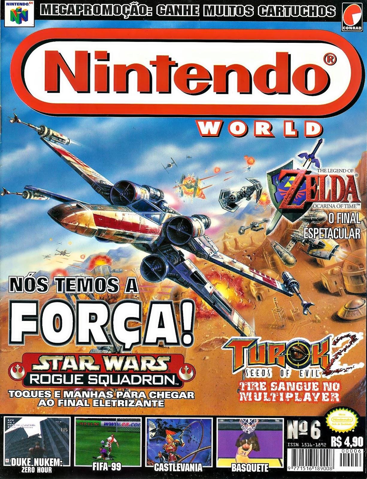 10 coisas que só quem lia revistas de videogame vai lembrar Nintendo%2BWorld%2B06%2B-%2BFevereiro%2B1999%2528pdfgamesmagazine.blogspot.com.br%2529_P%25C3%25A1gina_01