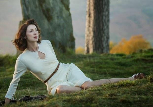 Caitriona Balfe: «No me molestan las escenas subidas de tono.» Cait%2Braunchy1