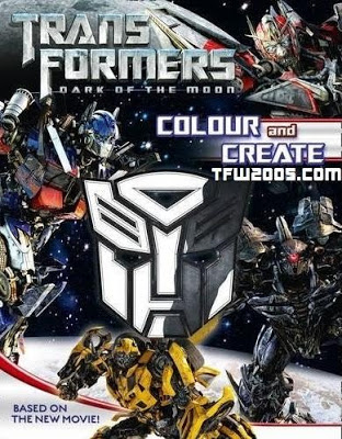 TRANSFORMERS 3: The Dark of the Moon (2011)... Spoiler/Rumeurs [page 2] - Page 38 TF3ColorCreateBook