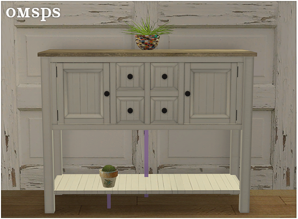 Vallene SideBoard (Requested by Vallene @Facebook) ValleneSideBoard3
