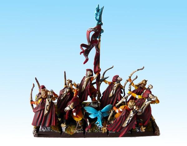Skavenblight's Wood Elves - Page 2 Glade_guards_15