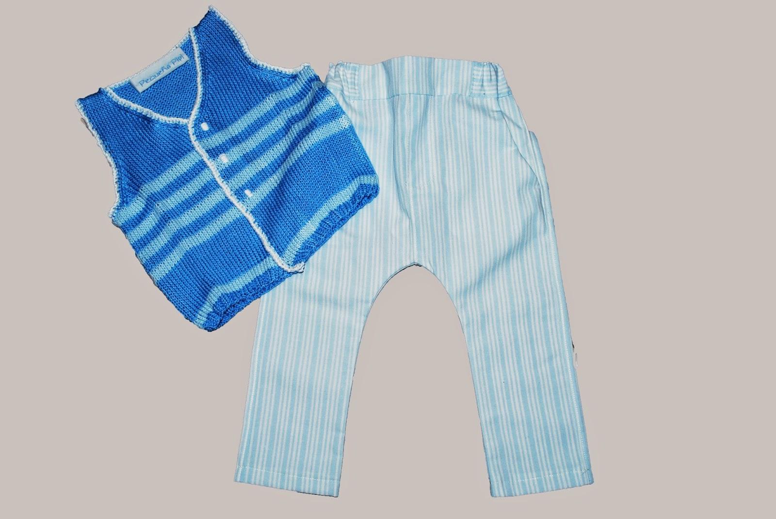 niño - Chalequito sin mangas niño DSC_0371
