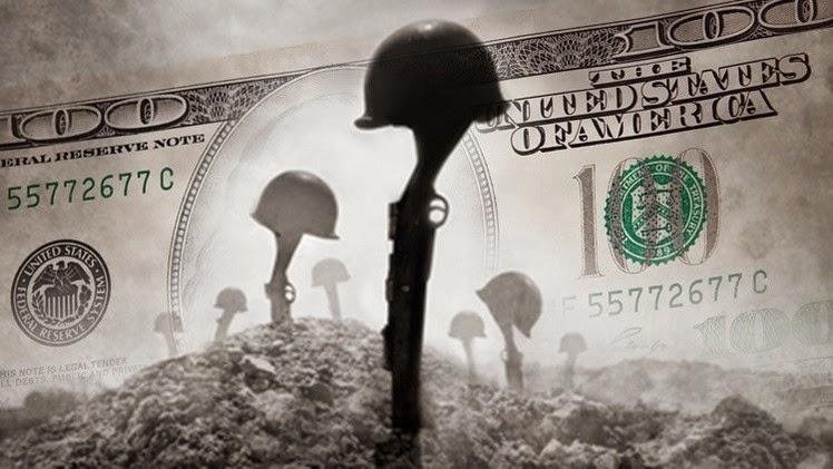 """Las dos Guerras Mundiales fortalecieron el dólar, para sobrevivir necesitan la Tercera""  54b9c8b672139e6e3d8b461a%5B1%5D"