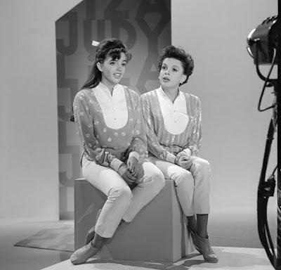 Judy Garland Lizatogether
