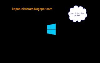 شرح كيفيه تسطيب ويندوز 8 النسخه النهائية  W8
