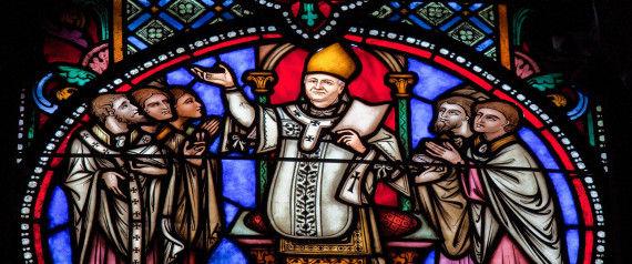 La prophétie de Malachie sera accomplie et le pape quittera Rome. - Page 2 SAINT_MALACHIE