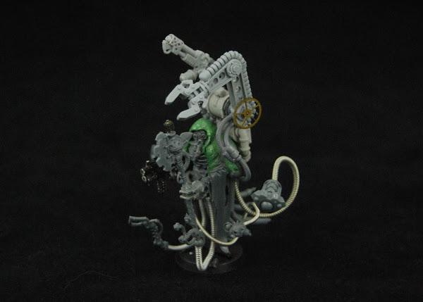 Warhammer 30k Sons of Horus  Dark_Mechanicus_WIP_08