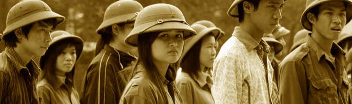 Thư Bộ đội cụ Hồ gửi anh lính Miền Nam Danlambao