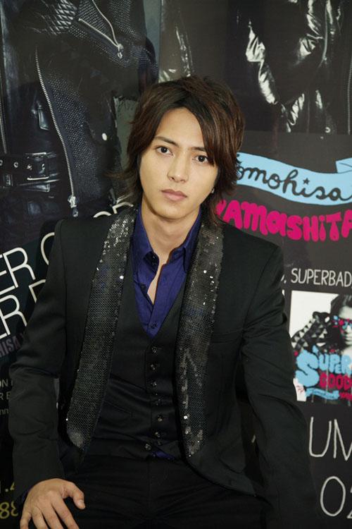 ♥Yamashita Tomohisa♥ 20110225_yamapi_2
