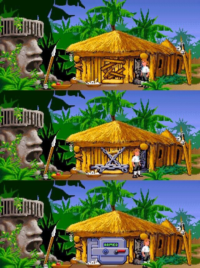 Los secretos ocultos de Monkey Island La%2Bpuerta%2Bde%2Blos%2Bcanibales