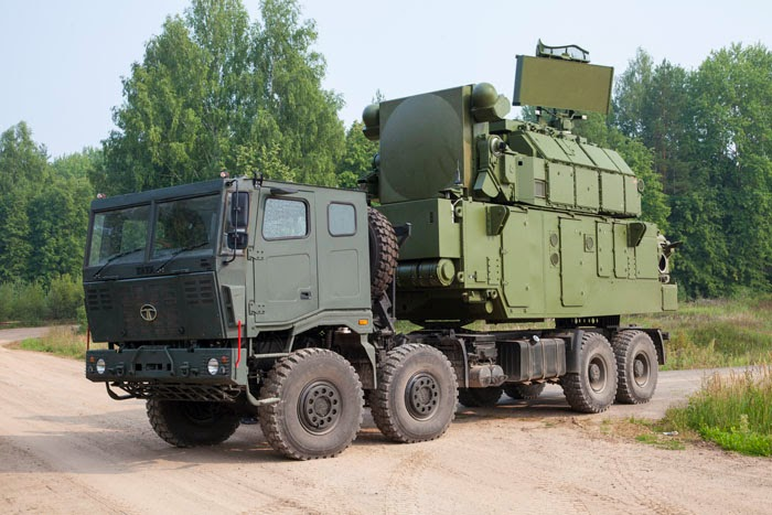 UAVs in Russian Armed Forces: News - Page 20 Tor-M2KM