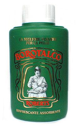 Rimedi Post Depilazione Talco-borotalco