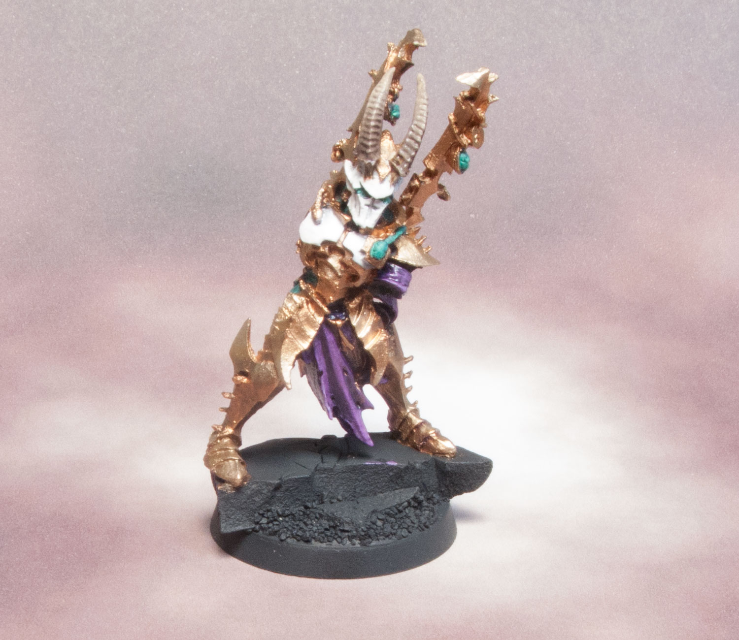 The Kabal of the Golden Rose Incubus-wip