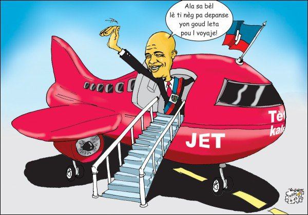 Comment le gouvernement Martelly peut-il etre credible? Michel-martelly-002