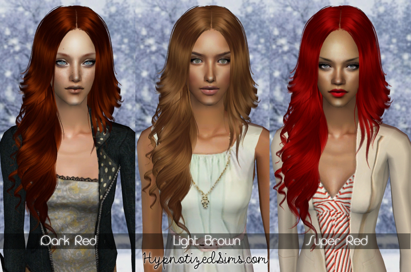Прически для The Sims 2 .Женские 2011_12_14_20_13_32