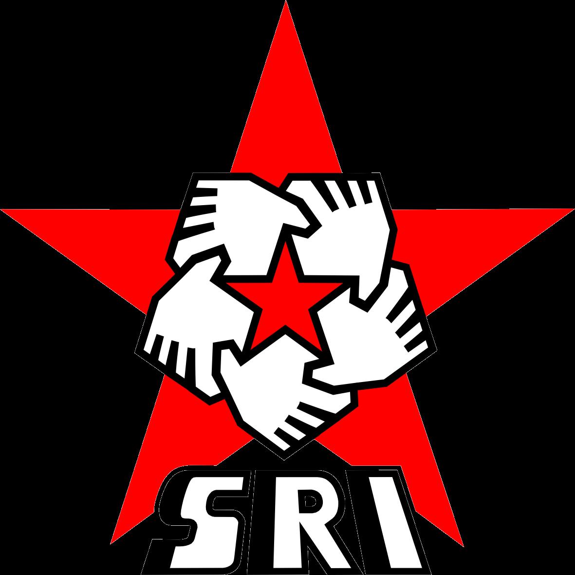 Socorro Rojo Internacional - SRI -  Logodelsri
