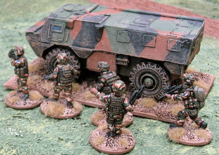 Guerre Africaine, mon projet moderne - Page 4 24November201206