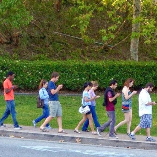 Wi-fi Zombie-apocalypse