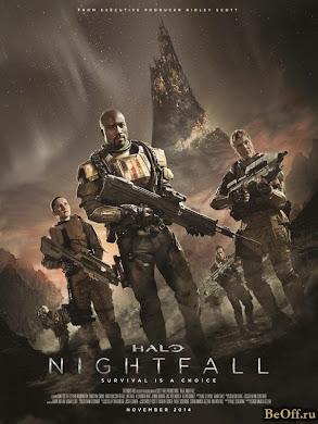 Halo: Nightfall Halo-Nightfall